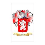 Bouet Sticker (Rectangle)