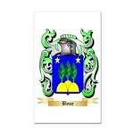 Boue Rectangle Car Magnet