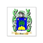 Boue Square Sticker 3
