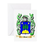 Boue Greeting Card