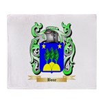 Boue Throw Blanket