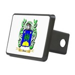 Boue Rectangular Hitch Cover
