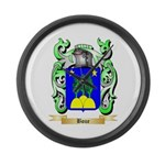 Boue Large Wall Clock