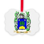 Boue Picture Ornament