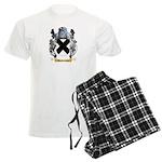 Boudewijns Men's Light Pajamas