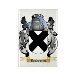 Boudewijns Rectangle Magnet (100 pack)