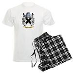Boudewijn Men's Light Pajamas
