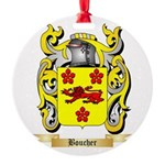 Boucher Round Ornament