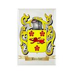 Boucher Rectangle Magnet (100 pack)