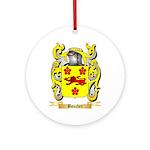 Boucher Ornament (Round)