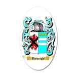 Botwright 35x21 Oval Wall Decal