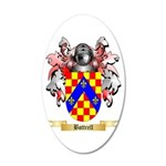 Bottrell 20x12 Oval Wall Decal