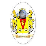 Bottomly Sticker (Oval 10 pk)