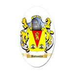 Bottomley Oval Car Magnet