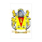 Bottomley Sticker (Rectangle 50 pk)