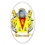 Bottomley Sticker (Oval)