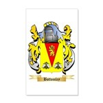 Bottomley 20x12 Wall Decal