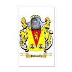 Bottomley 35x21 Wall Decal