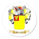 Bottinelli Round Car Magnet