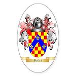 Botten Sticker (Oval 50 pk)