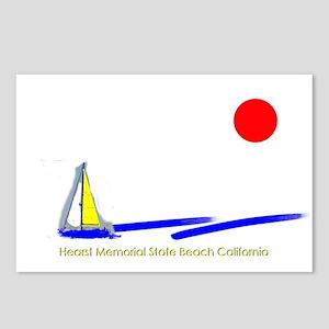 Hearst Memorial  Postcards (Package of 8)