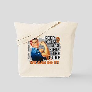 Rosie Keep Calm MS Tote Bag