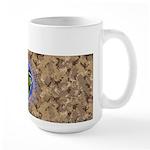 HFLINK Desert Camo Large Mug