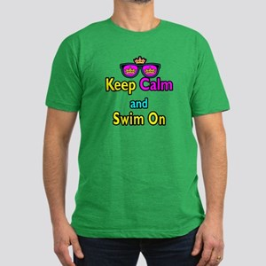 Crown Sunglasses Keep Calm And Swim On Men's Fitte