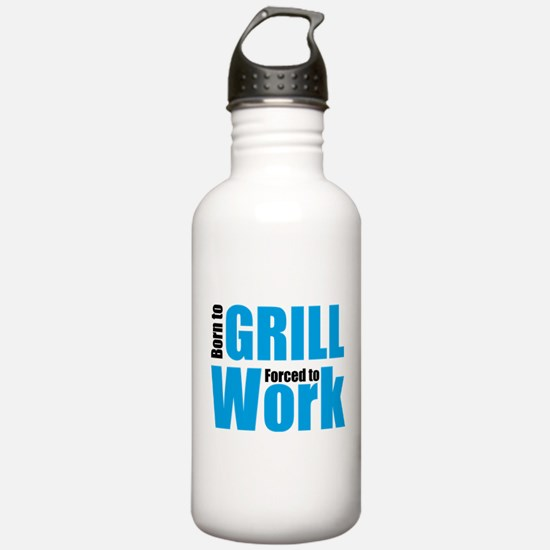 grill Water Bottle