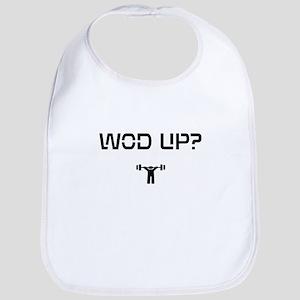 WOD UP? Bib