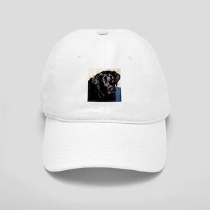 beautiful lab Cap