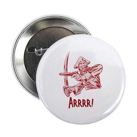 "Arrr! Pirate 2.25"" Button (100 pack)"
