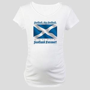 My Scotland Maternity T-Shirt