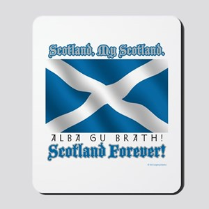 My Scotland Mousepad