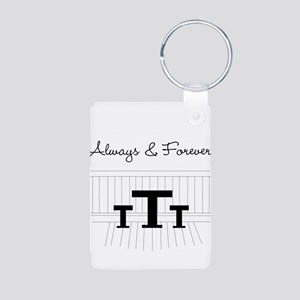 Naley - Always Forever Keychains