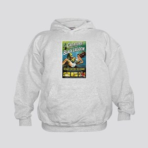 Creature from the Black Lagoon Poster Hoodie