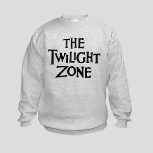 Twilight Zone Logo Sweatshirt