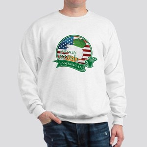 Proud Irish American Sweatshirt