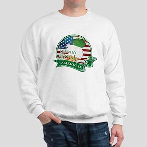 Proud Irish American Sweatshirt