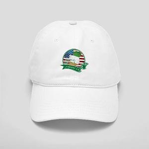 Proud Irish American Baseball Cap