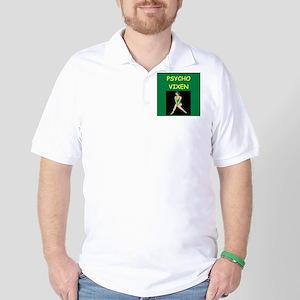 skiing Golf Shirt