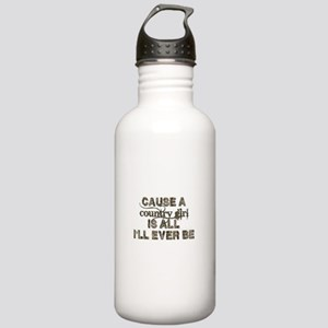Country Life Water Bottle