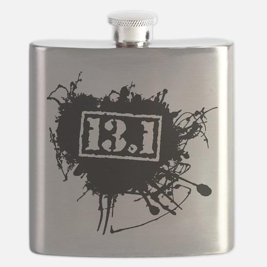 Half Marathon Flask