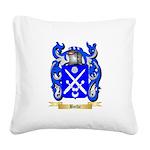 Bothe Square Canvas Pillow