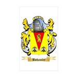 Bothamley Sticker (Rectangle 50 pk)