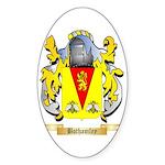 Bothamley Sticker (Oval)