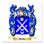 Botha Square Car Magnet 3