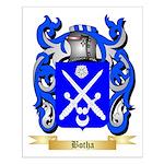 Botha Small Poster