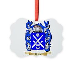 Botha Ornament