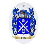 Botha Ornament (Oval)